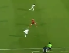 Guangzhou vs Atletico offsides?