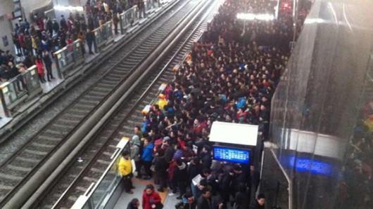 Huilongguan Station Line 13 Beijing