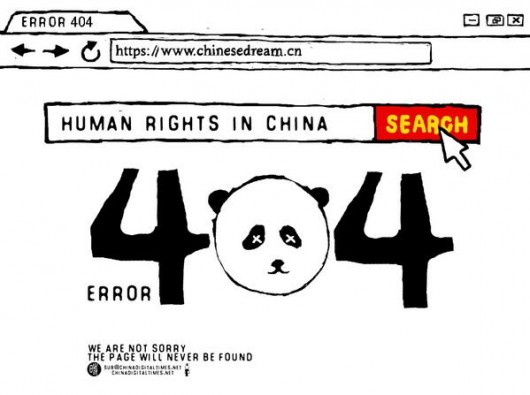 Human rights 404