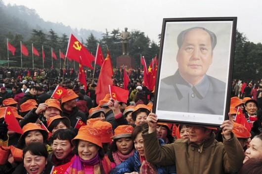Mao's 120th birthday