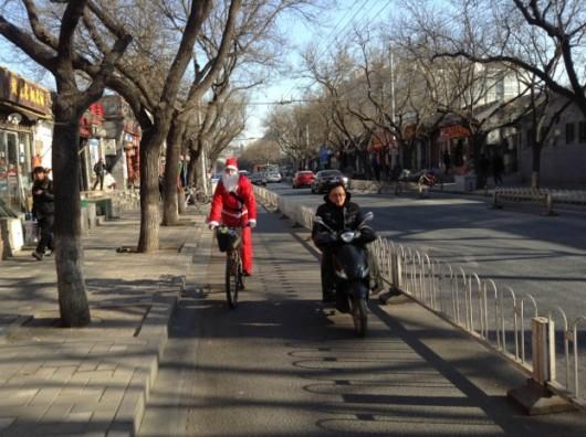 SantaCon Beijing 2013b
