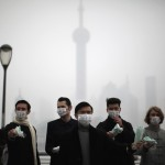 "New Chinese Buzzword ""Feed People Smog,"" Homophone For ""Serve The People,"" Highlights Country's Pollution Problem"