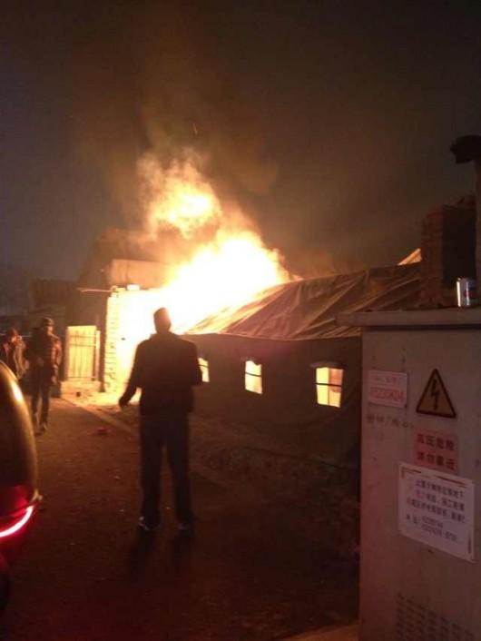 4corners CNY fire