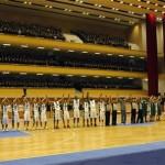 Dennis Rodman USA vs North Korea basketball