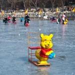The Carnival Ice Wonderland of Beijing's Beihai Lake
