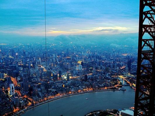 Wei Gensheng Shanghai crane pic 3