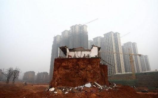 Changsha nail house 1