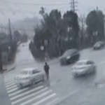Man Learns The Hard Way The Dangers Of Jaywalking