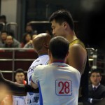 "Stephon Marbury Ejected In First Game Back From Injury For Throwing ""Punch"" At Shandong's Wu Ke"