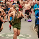 Naked pigs run Beijing Olympic Park featured image