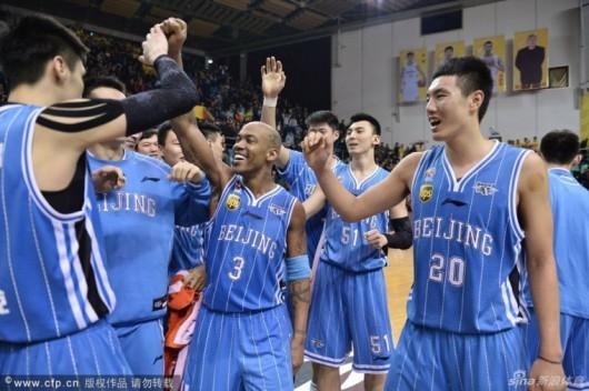 Beijing beats Guangdong CBA semis game 5a