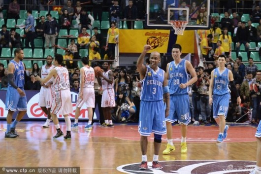 Beijing beats Guangdong CBA semis game 5b