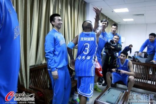 Beijing beats Guangdong CBA semis game 5e