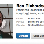 Ben Richardson LinkedIn featured image