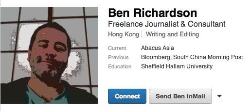 Ben Richardson LinkedIn