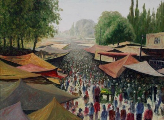Bulaqsu Township Grand Bazaar