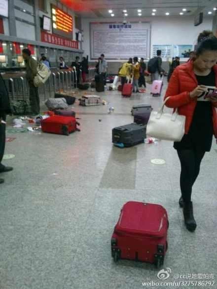 Kunming Railway attack 1