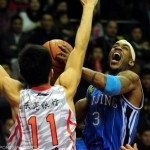 Stephon Marbury Beijing Ducks vs Guangdong 2