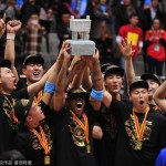 Photos And Video: Stephon Marbury And Beijing Celebrate 2nd CBA Title