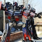Junkyard Transformers In Shandong Are Somewhat Amazing