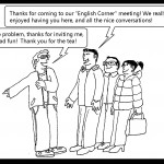 "Laowai Comics: What Really Happens On ""English Corner"" QQ Groups"