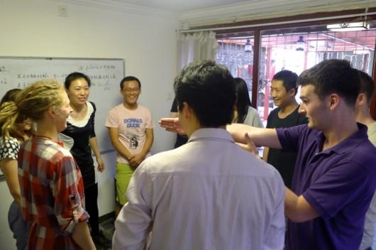 Beijing Improv Festival - Plus One 1
