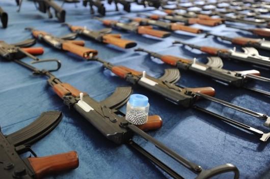 China's gun seize 2