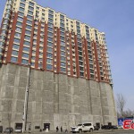 Jilin concrete building
