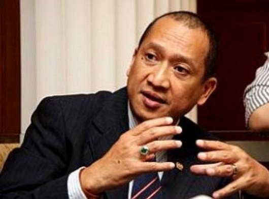Malaysia MH370 Datuk Seri Mohamed Nazri Abdul Aziz