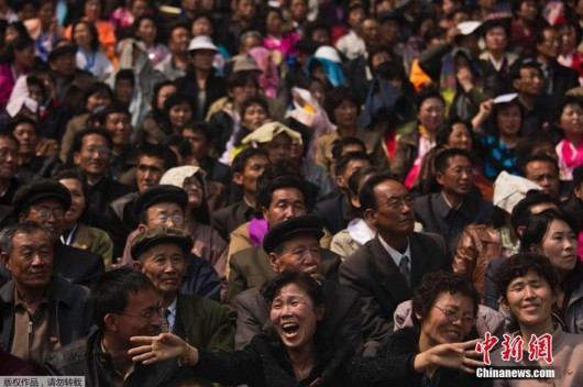 Pyongyang Marathon 2014b