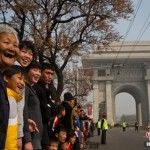 Pictures From The 2014 Pyongyang Marathon, Featuring Foreigners