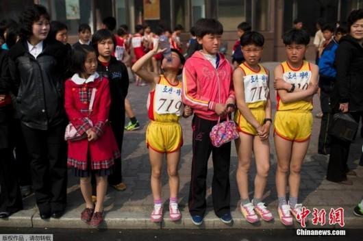 Pyongyang Marathon 2014e