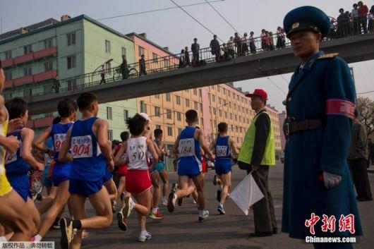 Pyongyang Marathon 2014f
