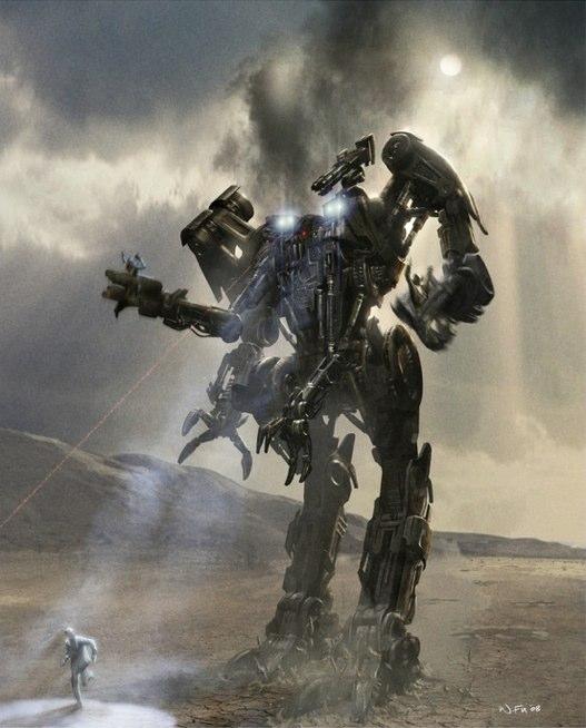 Terminator Harvester