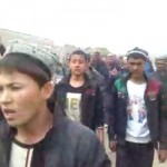 Uyghur funeral procession featured image