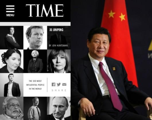 Xi Jinping Time 100