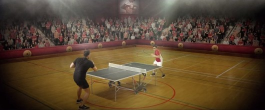 Armin Van Buuren's Ping Pong Music Video 3