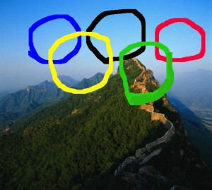 Beijing's bid to host 2022 Winter Olympics