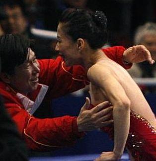 Chinese hug