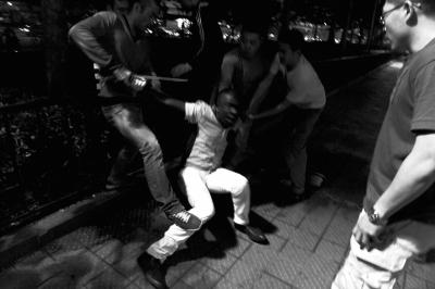Foreigners arrested in Beijing Sanlitun drug bust 2