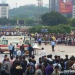 6 Injured In Guangzhou Railway Station Knife Attack [UPDATE]