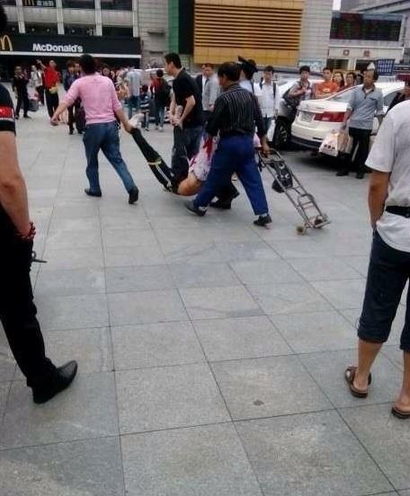 Guangzhou Railway attack 2