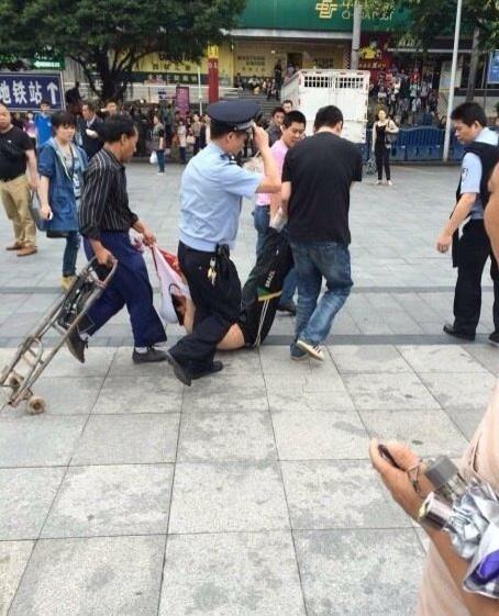 Guangzhou Railway attack 3