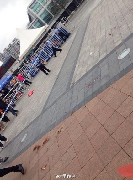 Guangzhou Railway attack 5
