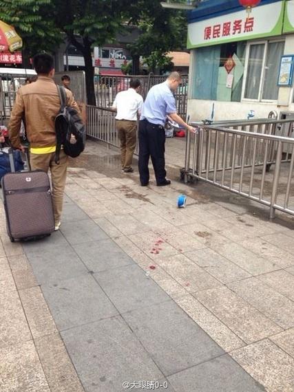Guangzhou Railway attack 6
