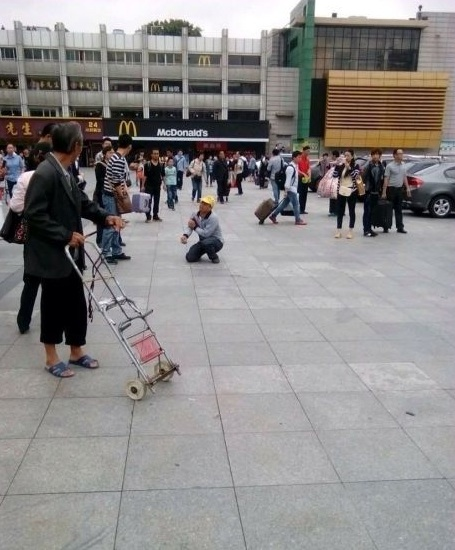 Guangzhou Railway attack 7