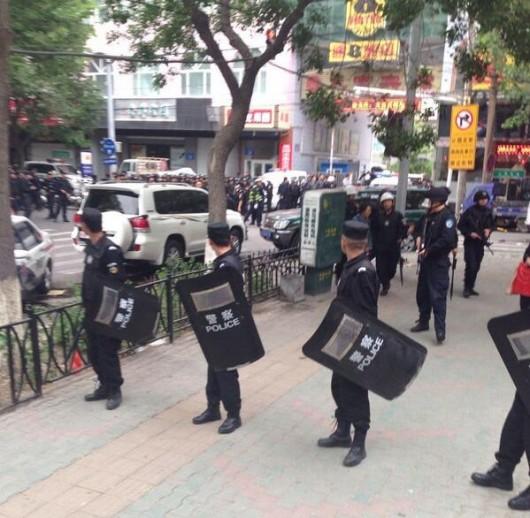Urumqi terrorist attack kills 31a