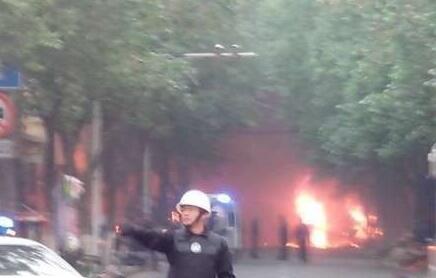 Urumqi terrorist attack kills 31b