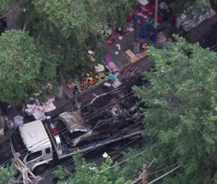 Urumqi terrorist attack kills 31c