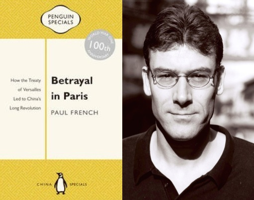 Betrayal in Paris, by Paul French